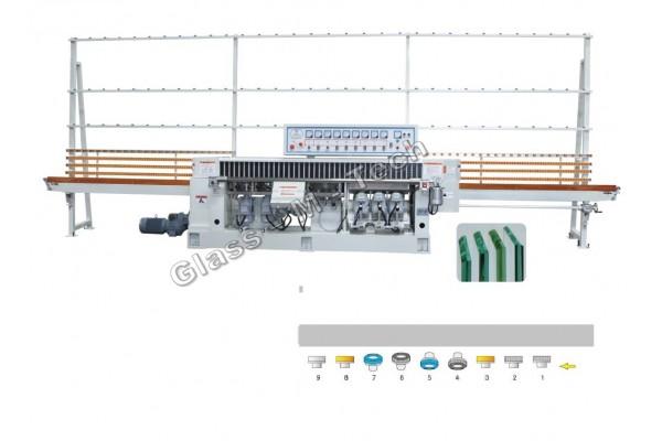 MBZM45°  Станок для прямолинейной обработки кромки (электрифицированное управление)