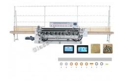 MBZXM9  Прямолинейный фацетный станок  (управление PLC контроллером)