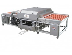 MBX1600-1200-800/А  Машина для мойки стекла, (двухступенчатая мойка)
