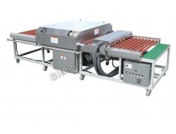 MBX1600-1200-800/А  Машина для мойки стекла  (кожух - нержавейка)