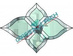 Фацетный элемент  DB 44А