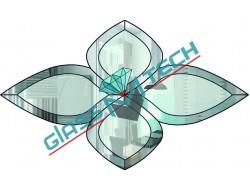 Фацетный элемент  DB 51