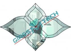 Фацетный элемент  DB 51А